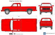 Dodge Ram Club Cab