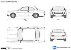 Ford Escort RS1600 Mk. I