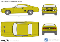 Ford Falcon GT Coupe XB AU