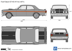 Ford Falcon GT-HO XY AU