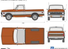Chevrolet C10 Cheyenne Pickup