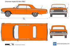 Chevrolet Impala SS 409
