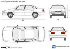 Volkswagen Passat sedan B4