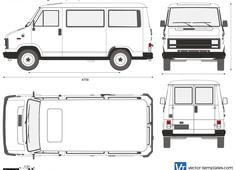 Fiat Ducato Passenger Van