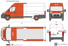 Fiat Ducato TNT Express