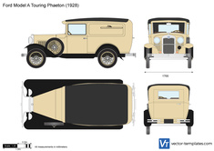 Ford Model A Touring Phaeton