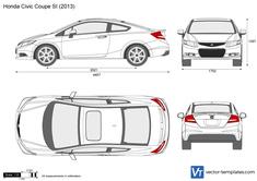 Honda Civic Coupe SI FK