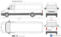 Volkswagen Crafter L4H2