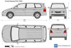 Honda Odyssey RA6