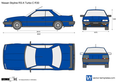 Nissan Skyline RS-X Turbo C R30
