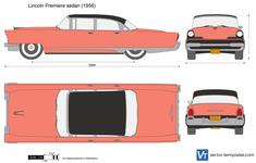 Lincoln Premiere sedan