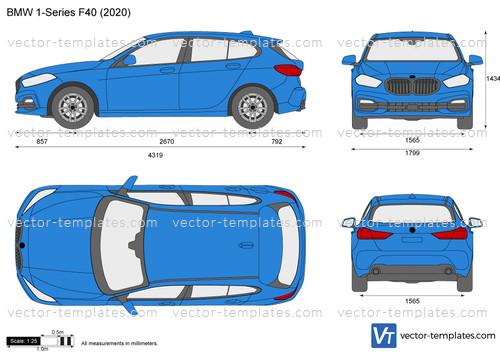 BMW 1-Series F40