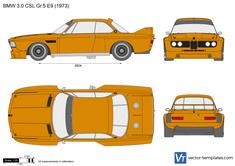 BMW 3.0 CSL Gr.5 E9
