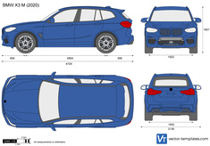 BMW X3 M G01