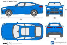 BMW X6 M F96