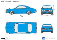 Honda 1300 Coupe 9