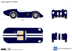 Lister Jaguar GT