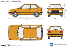 Nissan Micra 3-Door K10