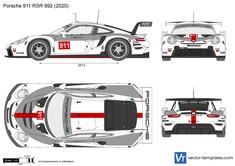 Porsche 911 RSR 992