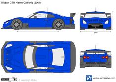 Nissan GTR Nismo Calsonic