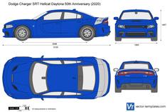 Dodge Charger SRT Hellcat Daytona 50th Anniversary