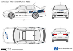 Volkswagen Jetta Fast and Furious