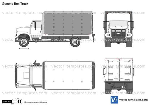 Generic Box Truck