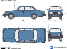 Volvo 244 sedan