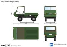 Steyr-Puch Haflinger