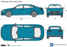 Volkswagen Arteon Hybrid