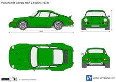 Porsche 911 Carrera RSR 2.8 (901)