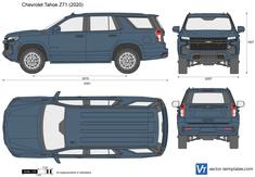 Chevrolet Tahoe Z71