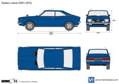 Subaru Leone GSR