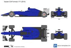 Sauber C34 Formula 1 F1