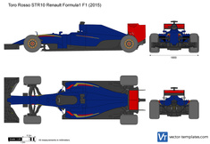 Toro Rosso STR10 Renault Formula1 F1