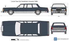 Lincoln Town Car Presidential Limousine