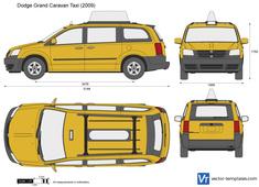 Dodge Grand Caravan Taxi