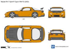 Mazda RX-7 Spirit R Type A RM FD