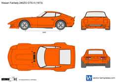 Nissan Fairlady 240ZG GTS-II