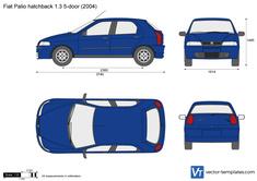 Fiat Palio hatchback 1.3 5-door