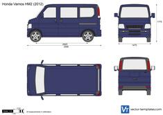 Honda Vamos HM2