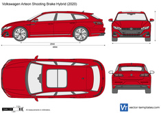 Volkswagen Arteon Shooting Brake Hybrid