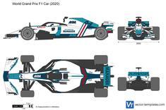 World Grand Prix F1 Car