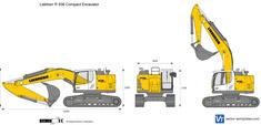 Liebherr R 936 Compact Excavator