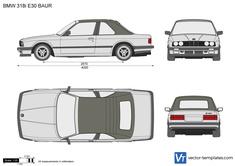 BMW 318i E30 BAUR