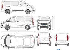 Ford Transit Custom Combi SWB