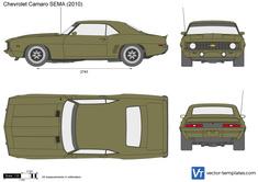 Chevrolet Camaro SEMA