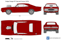 Dodge Charger RT Fast and Furious