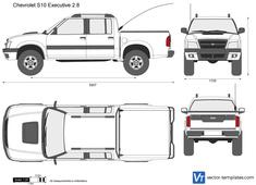 Chevrolet S10 Executive 2.8
