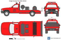 Dodge Durango Fire Utility Vehicle